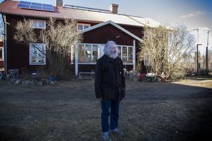 László Gönczi kom till Hälsingland med en tanke om att leva nära naturen.