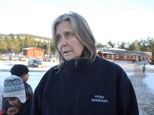 Kristina Pamryd, Migrationsverket.