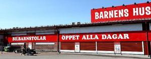 Barnens Hus i Borlänge berörs inte av konkursen. Foto: Johnny Fredborg