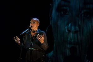 Black lives matter. Josette Bushell-Mingo vill få publiken att verkligen känna betydelsen av orden.