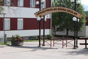 Södra skolan var en av de skolorna som Skolinspektionen inspekterade.