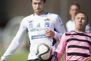 Duell mellan Emil Thors i Björna och Lars Sunnfors i Frösön.
