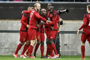 I den sista matchen mot Fola Esch såg ÖFK till att skicka sig vidare till nästa omgång.