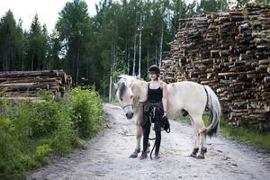 De går några mil om dagen, och den här veckan passerar vännerna Sundsvall.