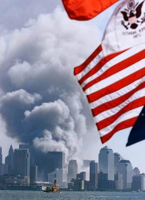 Chockstart. Terroristattacken 11 september 2001 inledde 00-talet.
