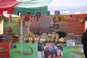 Italienska delikatesser. FOTO: HANNA OSCARSSON