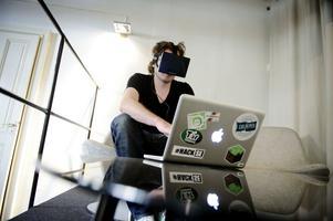 VR-glasögon är