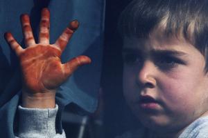 Barnen i Syrien upplevde det värsta året någonsin sedan krigsstarten,
