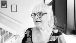 Ingrid Thyr, Asylkommitténs ordförande.