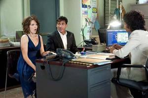 Äkta paret Tina Fey och Steve Carell i komedin