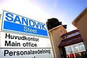 Arkivbild Dålig utveckling. De verksamheter som inte når upp till Sandviks krav på resultat kommer att beröras av personalnedskärningar, enligt Peter Gossas, chef för Sandvik Materials Technology.
