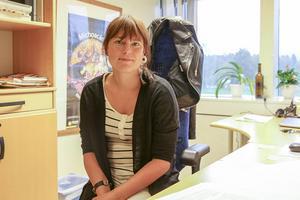 Helena Larsson är ordförande i nämnden för bildning, fritid och kultur.