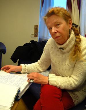 Lena Heed Sandlund får stöd av en arbetsrättsexpert i kampen mot Mora kommun.