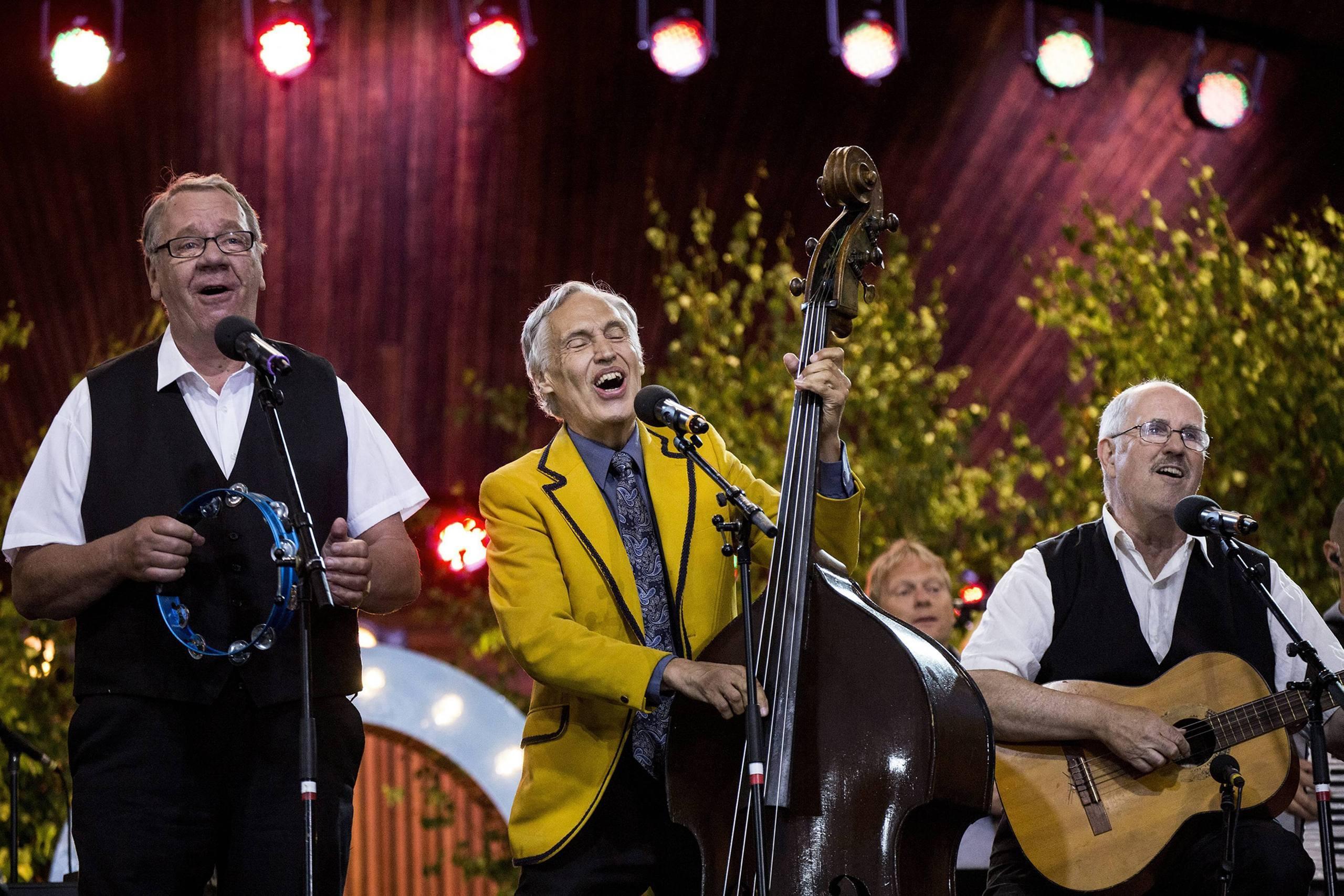 Då rullar inlandsbanefestivalen och Trio Me' Bumba in i länet – årets tema är kultur i rörelse