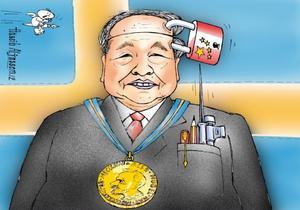 Hassibs galleri: Mo Yan - en diktaturens medlöpare?