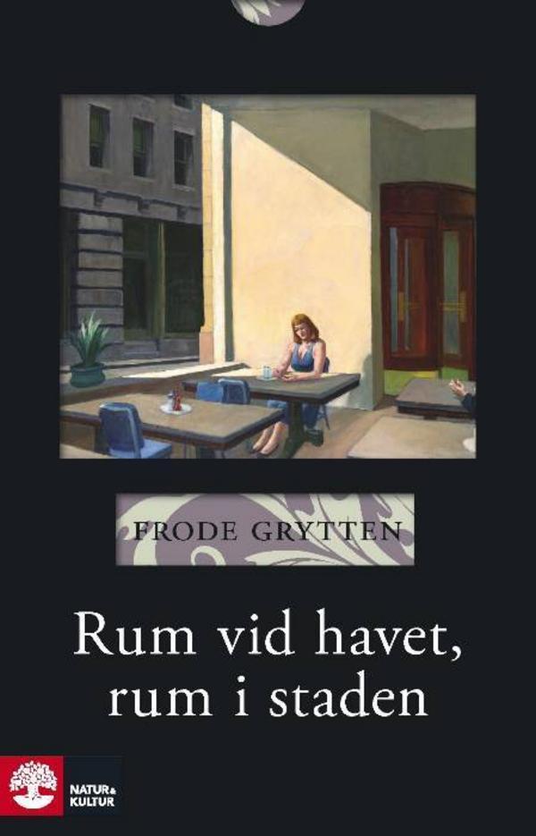 Frode Gryttens novellsamling utgår från Edward Hoppers målningar. Den svenska upplagan är samlad i en box, där varje novell har fått ett eget häfte.Foto: Natur och Kultur
