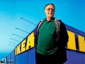 Ingvar Kamprad, Ikeas grundare.