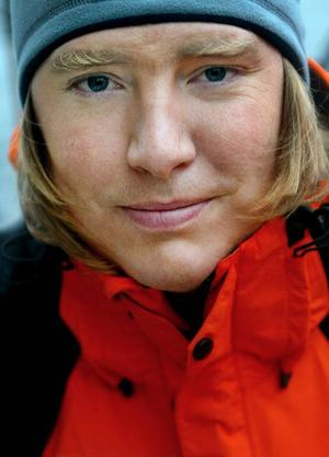 Ola Skinnarmo har upplevt temperaturer runt minus 60 grader.Foto: JESSICA GOW