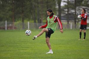Brwa Nouri har varit en av ÖFK:s bästa spelare så här långt.