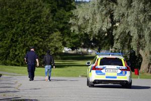 Fem skadade i stort bråk i Härnösand.