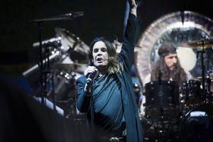 Ozzy Osbourne och Black Sabbath.