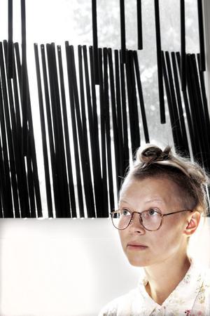 Tillbaka. Sara Lundberg är tillbaka med en utställning på det galleri hon själv en gång förestått.