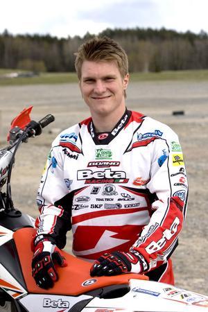 Johan Carlsson, VMK. FOTO: PER G NORÉN/ARKIV
