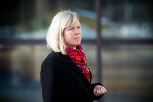Monica Granlund är vd på Söderhammn nära.
