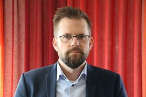 Martin Willén understryker att det kommer att ta en viss tid att rekrytera en ny person men under tiden upprätthåller kommunen funktionen.Foto: Peter Eriksson/Arkiv