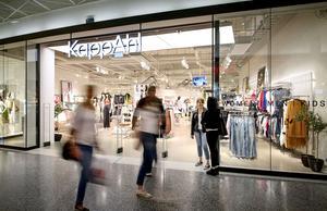 Kappahl finns bland annat i Köping, Sala och snart i Avesta.