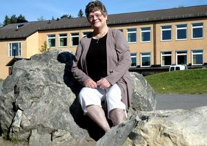 Pensionsadags. Efter 30 år inom skolväsendet i Ljusnarsberg, de senaste 24 som rektor för musikskolan, går Dorrit Pade nu i pension.