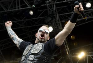Sabaton är ett av de band som är klara för Metaltown nästa år.