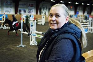 Tävlingsledaren Jennie Sahlin var nöjd med allt kring arrangemanget. Sundsvalls Ridklubb har planerat för ponny-SM i ett år och det har gett resultat.