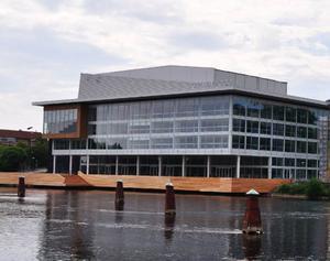 Nyinvigda Congress Cultur Center i Karlstad.