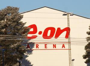 Eon Arena är ute till försäljning.