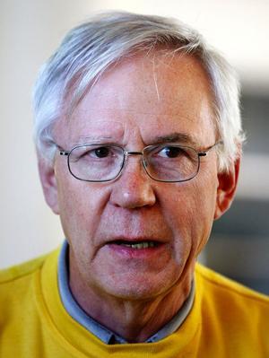 Bo Sahlén från Taube-sällskapet.