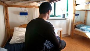 Ett boende för ensamkommande flyktingbarn öppnar inom kort i Gamla brandstation.