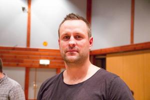 Mathias Strand, Hoforspartiet.