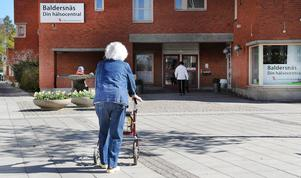 Baldersnäs hälsocentral har funnit i drygt ett år och en viktig patientgrupp är de äldre i Bollnäs.
