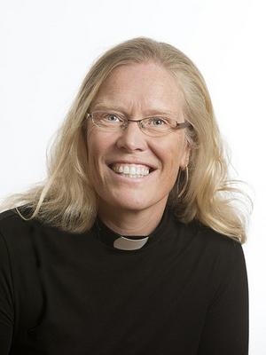 Gunlög Axelsson Öhlund är präst i Olaus Petri församling i Örebro.