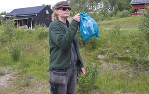 – Självklart ska man inte plocka bort de gamla kärlen innan det finns nya på plats, säger Kristina Näslund.