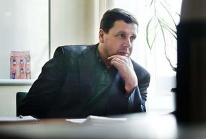 Håkan Gadd, chef för psykiatrin i Jämtlands län.