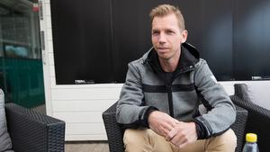 Mikael Samuelsson. Foto: Mats Andersson