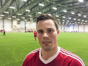 Emil Clahr har anslutit till Kilafors – som tippas ta hem division 5.