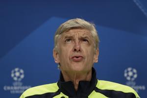 Om man har stor talang kan man få ett samtal från Arsenals tränare Arsené Wenger.
