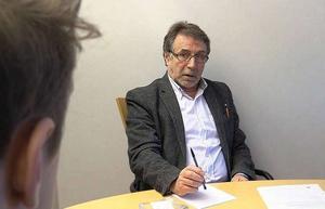 João Pinheiro, barn- och utbildningsnämndens ordförande.