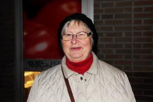 Monica Eklund, 74 år,  pensionär, Fagersta:–Vi läste hans böcker för barnen och sjöng sångerna. Det är det jag minns.