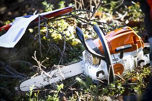 Drygt 110 000 motorsågskörkort har utfärdats.