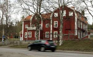 Kyrkskolan på Alnö.