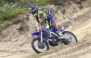 Alvin Östlund slutade på en 13:e plats i sitt första motocross-VM